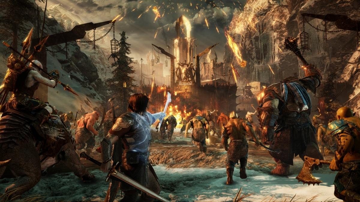 Убить или пощадить: новый интерактивный трейлер Middle-earth: Shadow of War