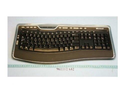 Microsoft готовит новую клавиатуру