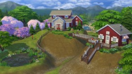 Герои The Sims4 распрощались с плоской землёй