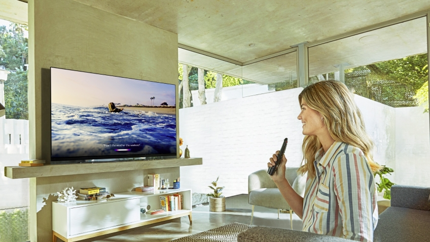 LG представила телевизоры с 8K и искусственным интеллектом