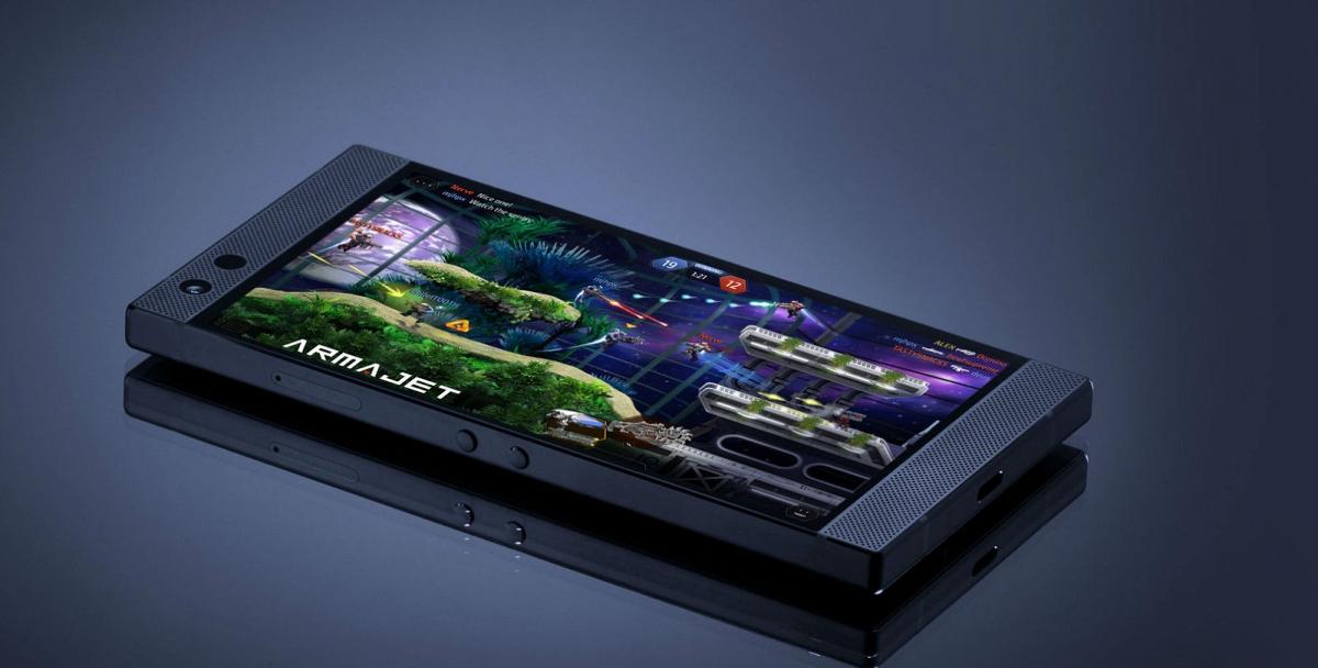СМИ: Razer всё-таки может выпустить третью модель игрового смартфона