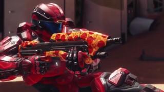Разработчики Halo5 подарили игрокам скин пиццы