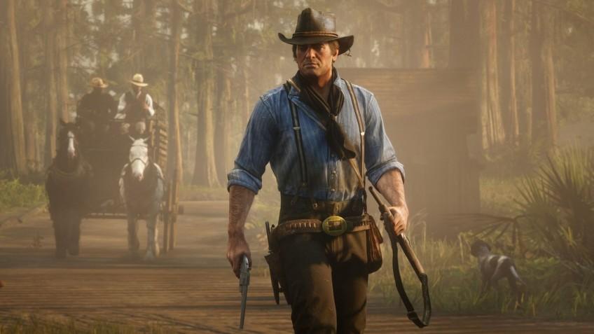 В коде Rockstar Social Club нашли упоминание Red Dead Redemption2 для РС