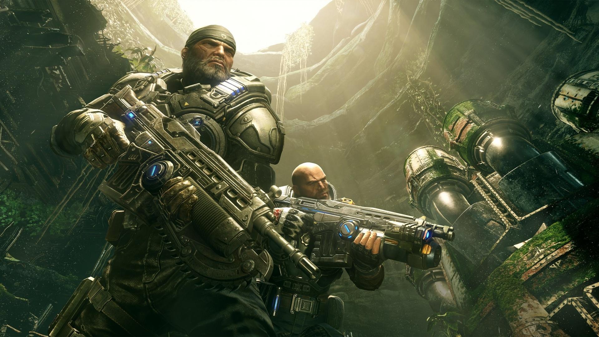 The Coalition пообещала исправить «новаторскую» монетизацию Gears5
