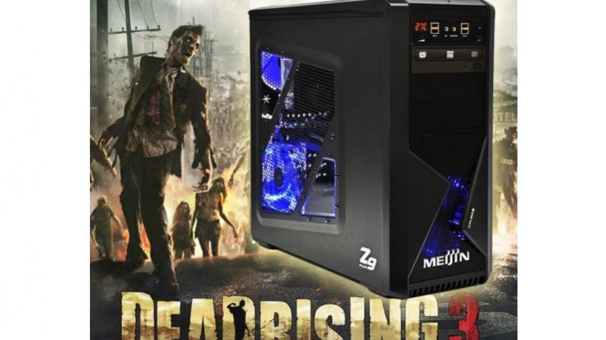 Meijin выпустила компьютер Dead Rising 3