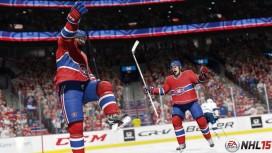 Создатели NHL15 рассказали об игровой физике