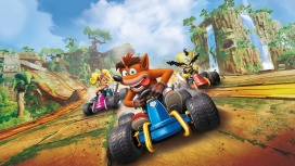 На сайте Activision нашли упоминание PC-версии Crash Team Racing Nitro-Fueled
