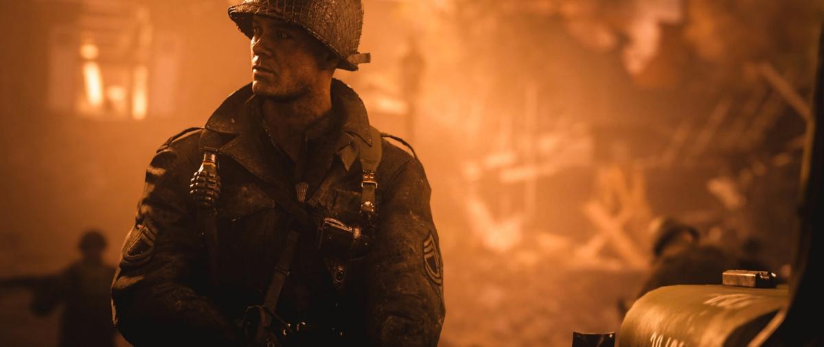 Новые карты и воздушные бои: подробности о грядущем DLC для Call of Duty: WWII