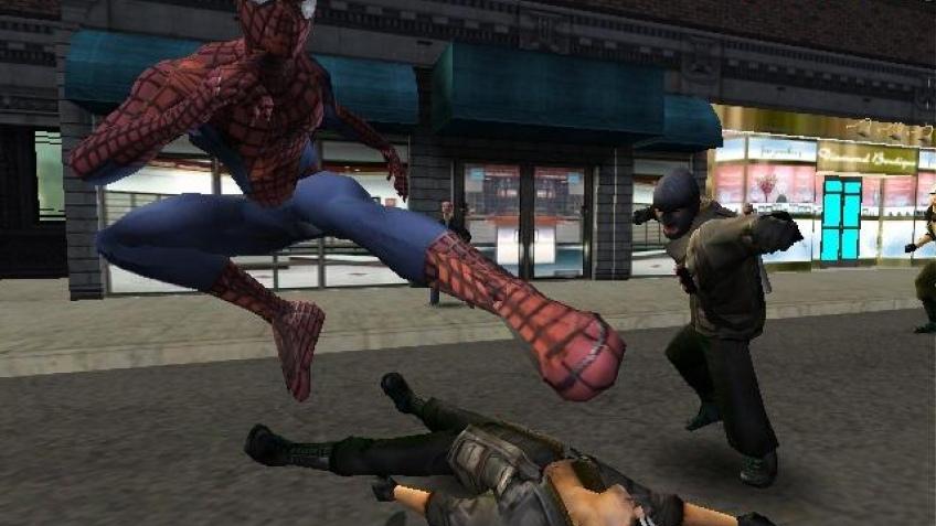Такой разный Человек-паук