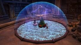 В World of Warcraft наступил Зимний Покров