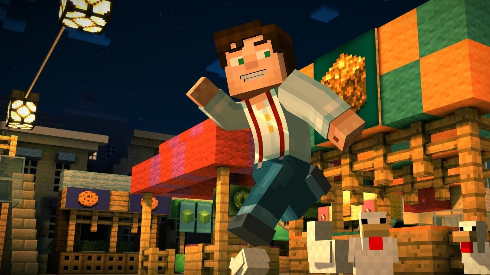 Minecraft: Story Mode полностью уберут из цифровых магазинов — лучше загрузить эпизоды