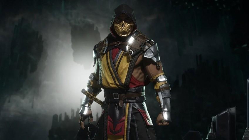 Игроки Mortal Kombat11 используют баг, чтобы снимать потрясающие скриншоты
