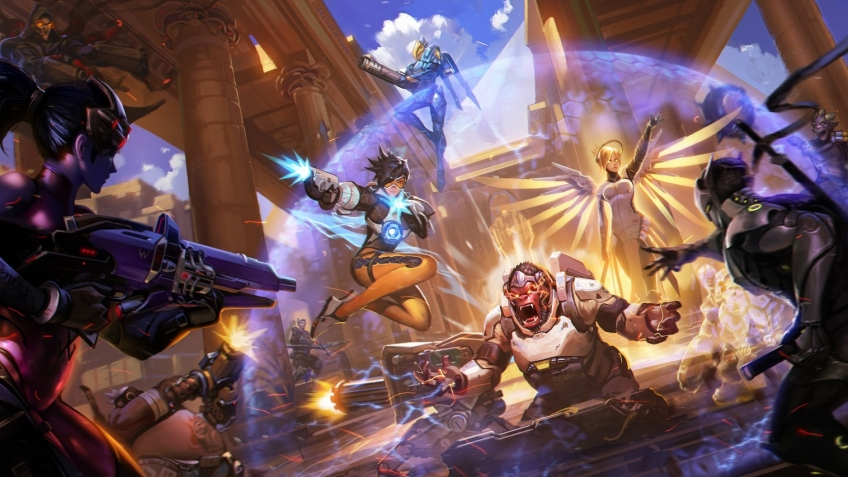 Blizzard снизила цену Overwatch для РС до 999 рублей