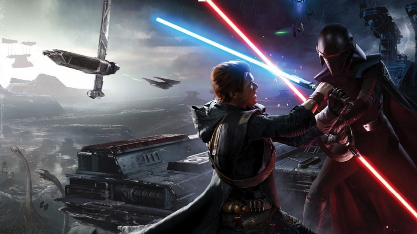 Star Wars Jedi: Fallen Order ушла на золото — релиз15 ноября!