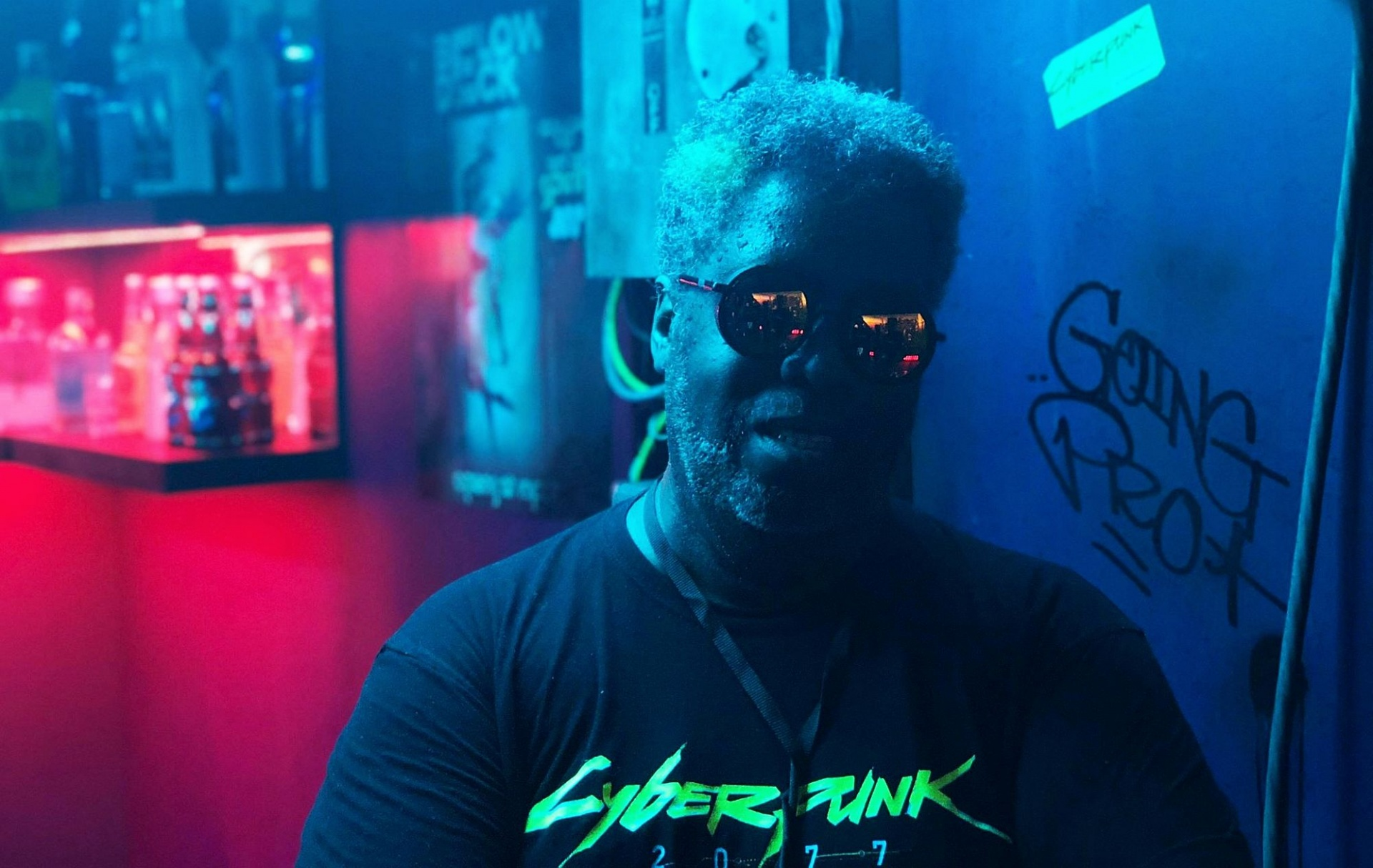 «Вы кто вообще такие?»: Майк Пондсмит ответил на критику Cyberpunk 2077