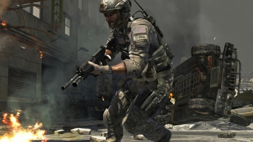 Modern Warfare3 — игра, а не движок