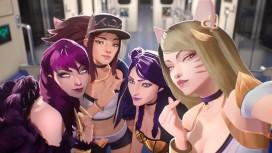 Создатели League of Legends выпустили музыкальный клип в жанре K-pop