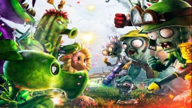 Появились первые детали шутера Plants vs. Zombies: Battle for Neighborville