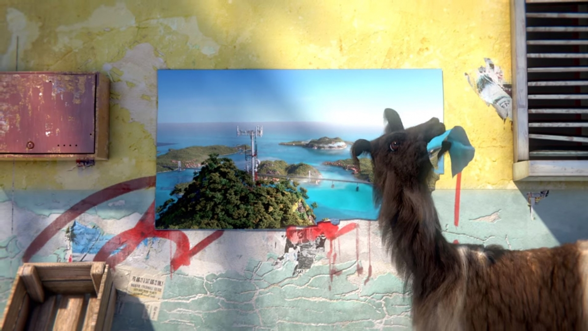 В Tropico6 можно украсть храм Василия Блаженного