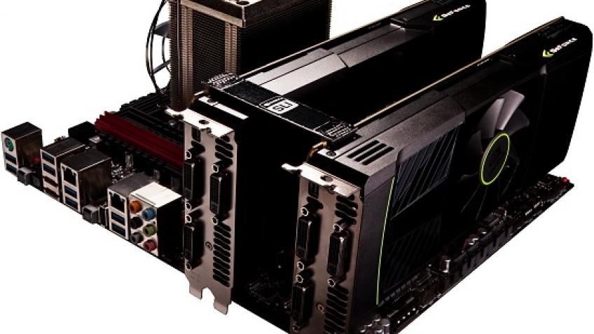 NVIDIA активирует поддержку SLI в чипсетах для AMD Bulldozer FX