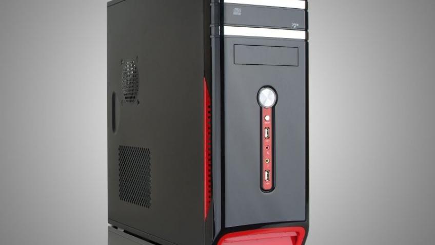Компактный и недорогой компьютерный корпус HKC 9001