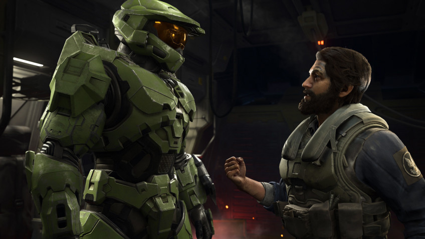 В 343 Industries отрицают, что сериал по Halo мешает разработке Halo Infinite