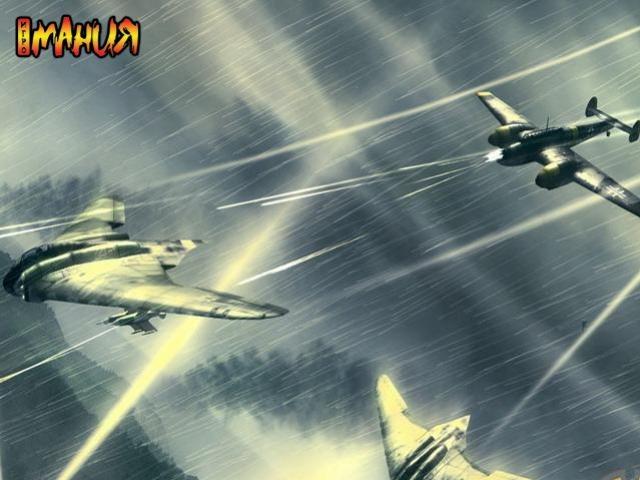 Анонсирован Blazing Angels: Secret Missions