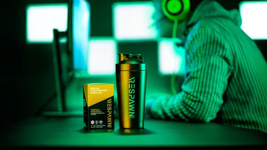 Напиток Razer Respawn повысит «умственную производительность» геймеров