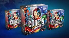 Intel подтвердила запуск процессоров вместе с Marvel — с соответствующим оформлением