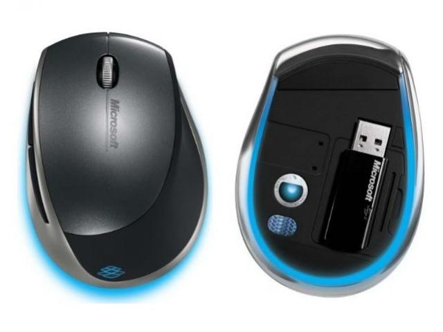 Microsoft представила BlueTrack