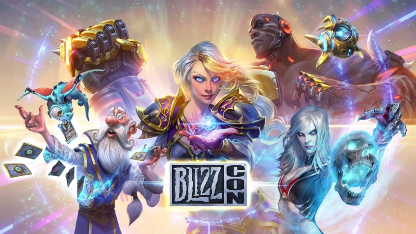 WoW, StarCraft 2, Overwatch, HotS, Hearthstone и Diablo. Как мы смотрели BlizzCon в Yota Arena
