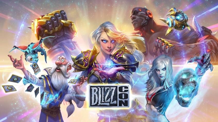WoW, StarCraft2, Overwatch, HotS, Hearthstone и Diablo. Как мы смотрели BlizzCon в Yota Arena