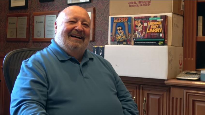 Автор Leisure Suit Larry продаёт исходные коды игр Sierra