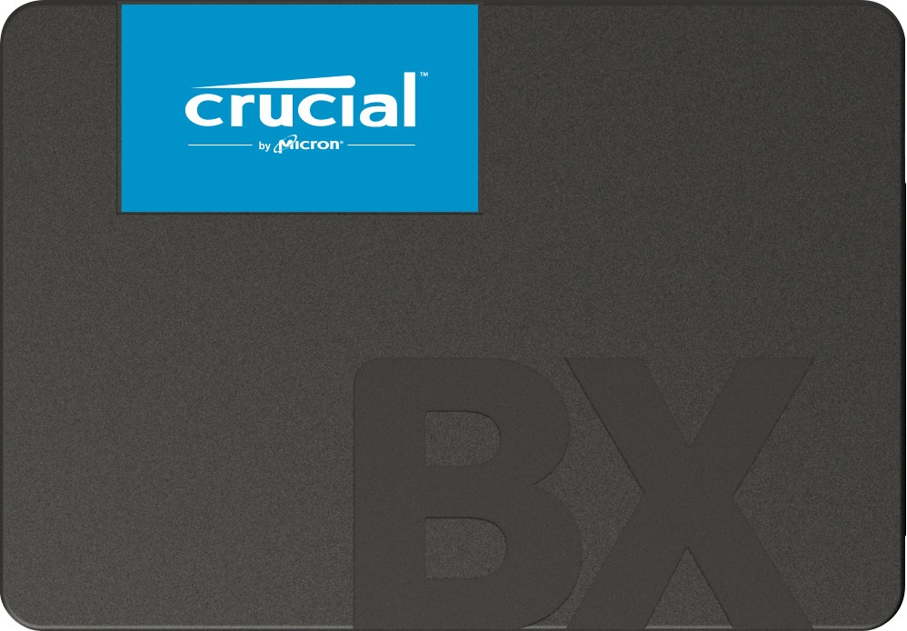 SSD Crucial BX500 — два терабайта по неплохой цене