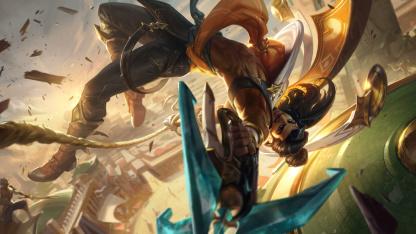 Новым чемпионом League of Legends станет Акшан, Своенравный Страж