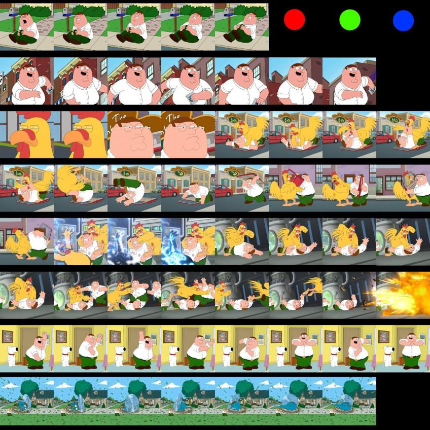 Кроссовером с Family Guy создатели Fortnite троллили датамайнеров1