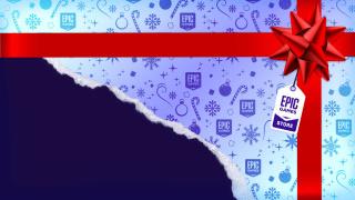 В Epic Games Store началась раздача15 игр и новогодняя распродажа