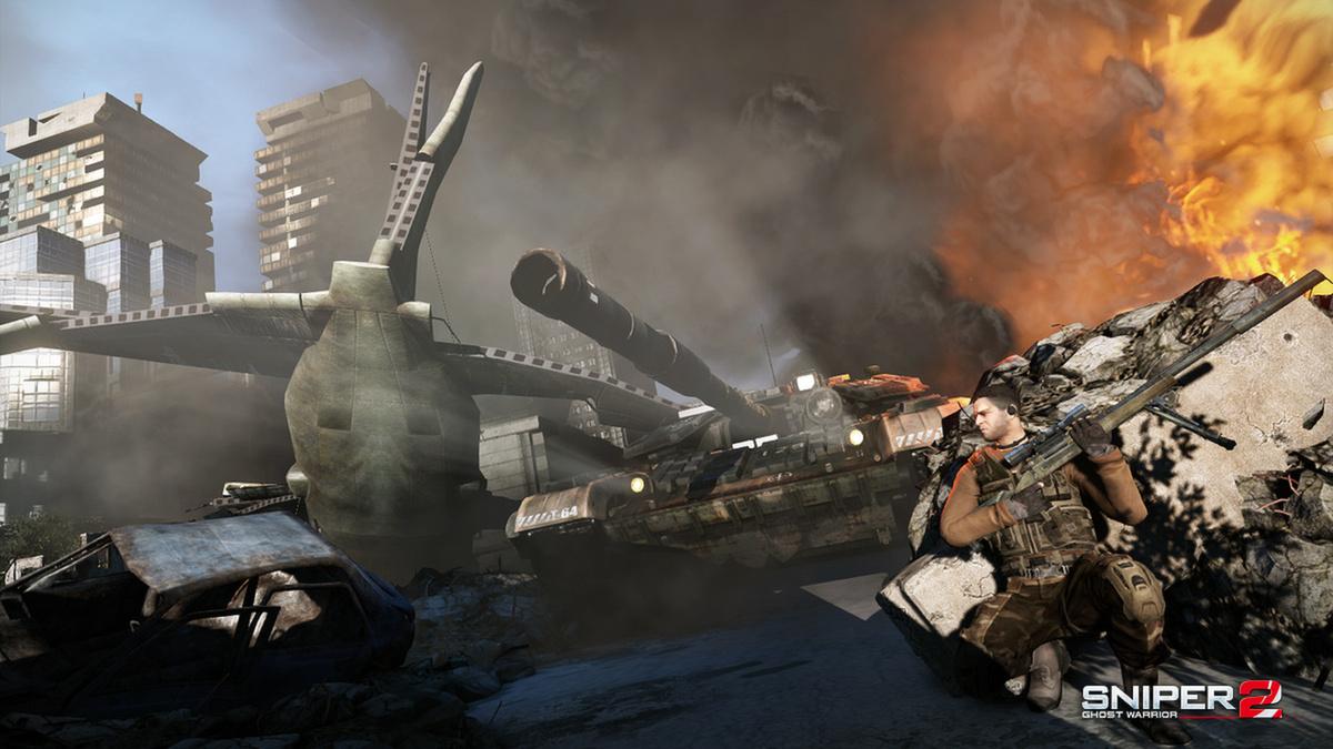 СМИ: китайский дебют Sniper Ghost Warrior Contracts2 обречён из-за даты релиза