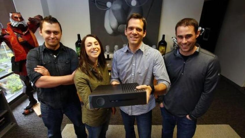 Valve впервые показала Steam Machine