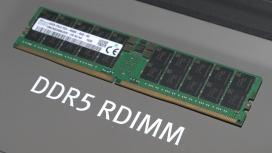 Памяти много не бывает: SK Hynix показала модули ОЗУ DDR5-4800 на64 ГБ