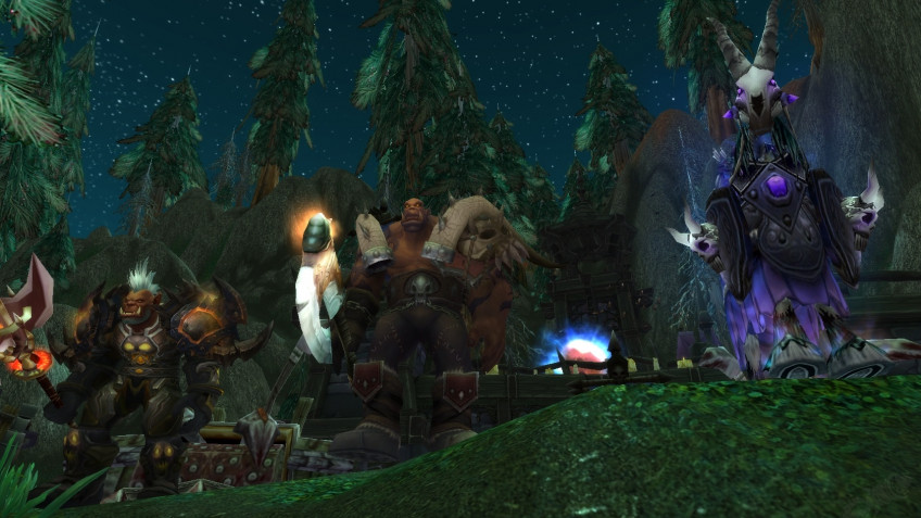 Blizzard «отцензурила» диалог из World of Warcraft: Cataclysm