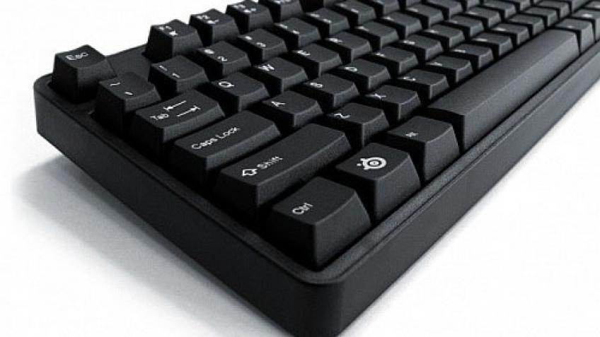 Новая игровая клавиатура от SteelSeries