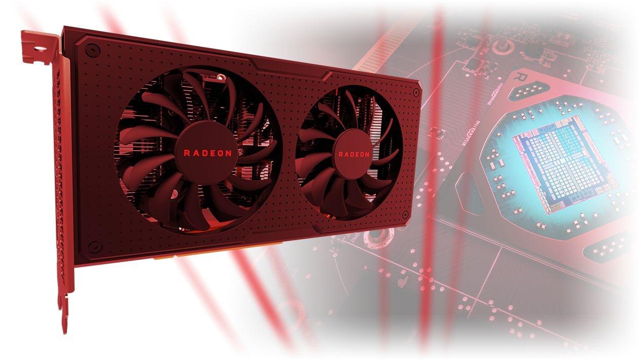 AMD и Samsung добавят графику Radeon на смартфоны