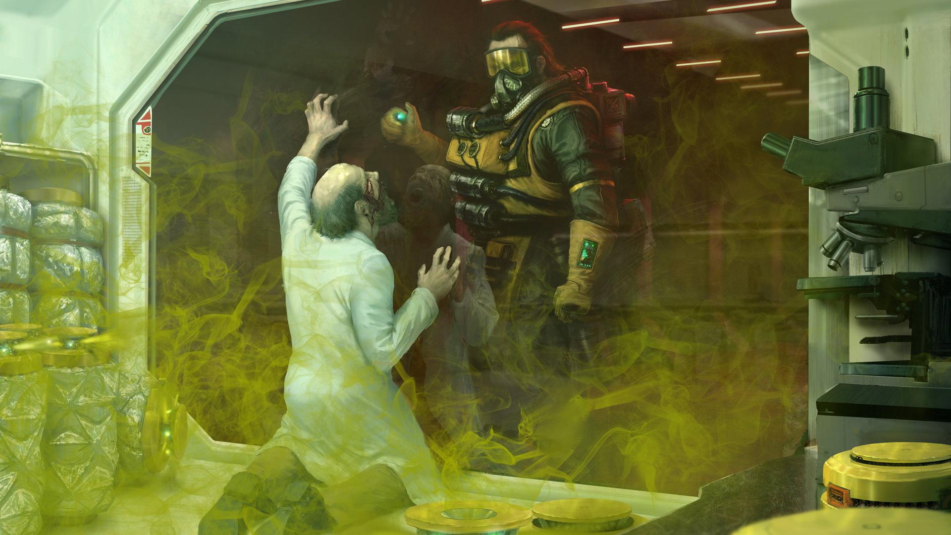 Датамайнер обнаружил способности нового персонажа Apex Legends