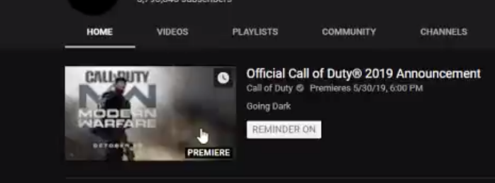 В сети появился короткий отрезок из трейлера новой Call of Duty: Modern Warfare
