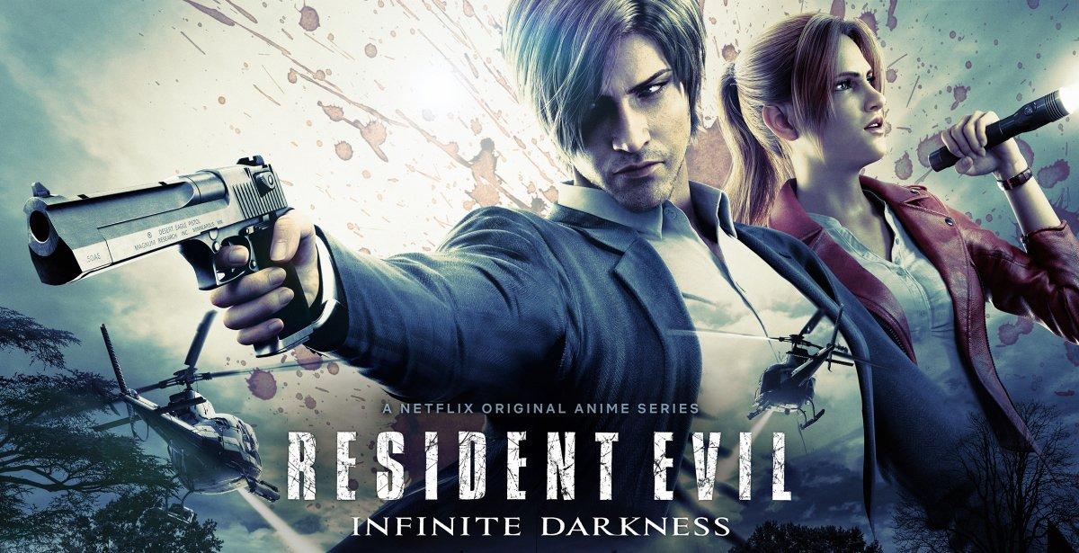 Леона и Клэр в Resident Evil: Infinite Darkness озвучат актёры ремейка Resident Evil 2