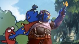 Valve показала новые карты Artifact с забавными временными иллюстрациями