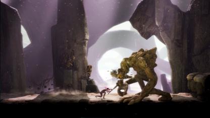 Директор ролевого боевика Grime показал игровой процесс