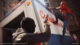 Sony показала новые скриншоты из Spider-Man