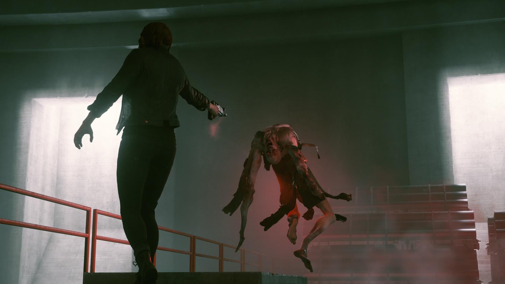 Симбиоз Max Payne и Alan Wake, только ещё более чудной — скриншоты и ролики Control